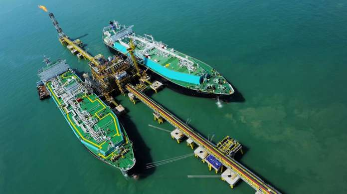 LNG capacity
