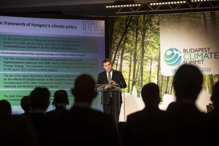 Budapaest Climate Summit