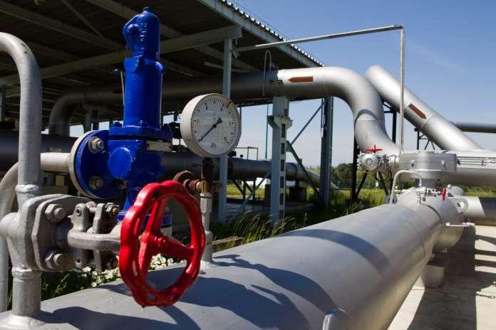 gas infrastrucutre