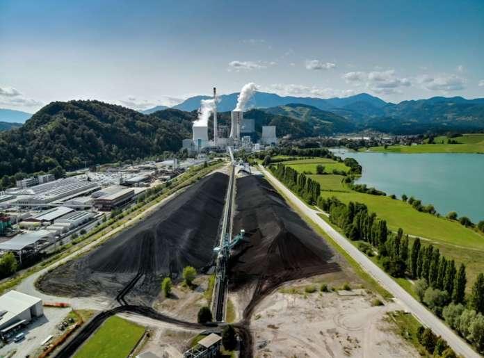 coal mine slovenia