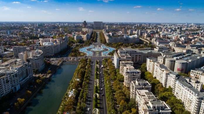 thermal energy Bucharest