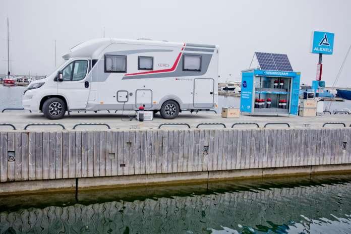 Smart Hydrogen Cabinet