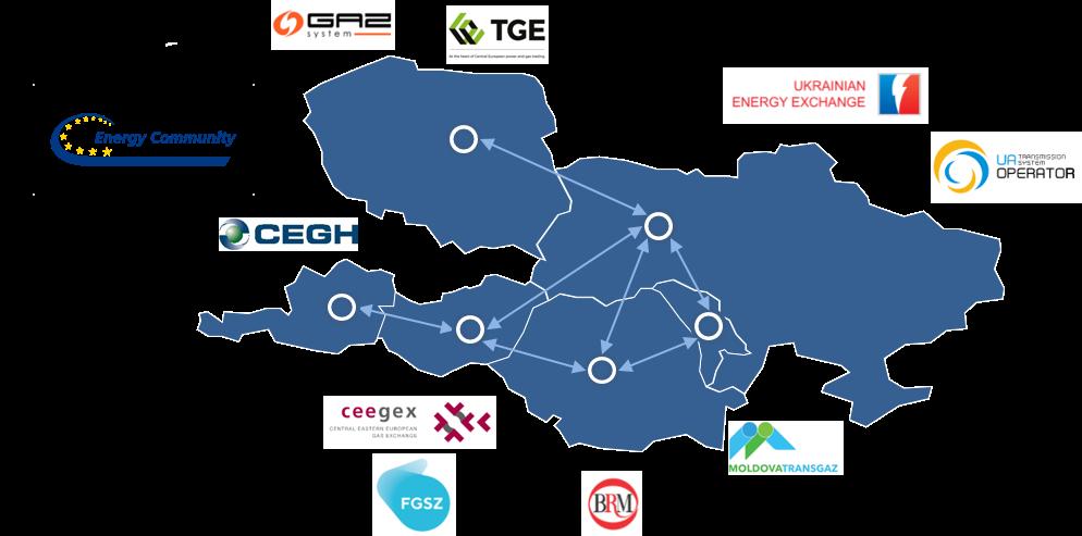 South-Eastern European gas market