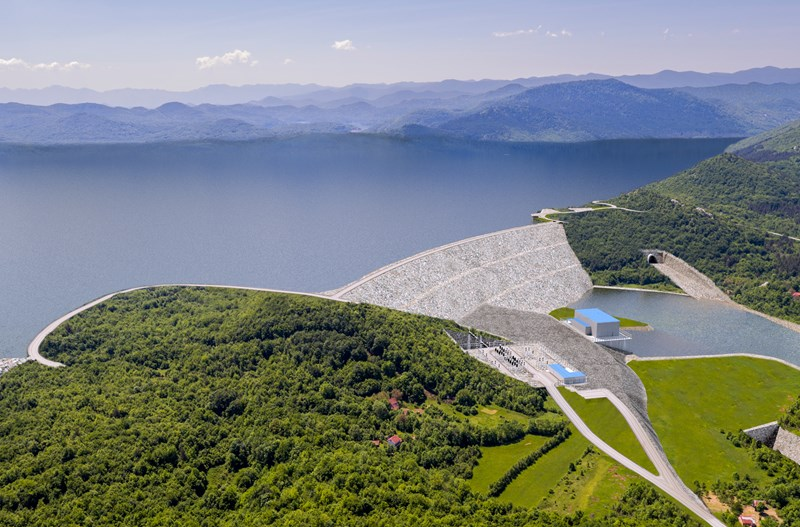 Kosinj hydropower