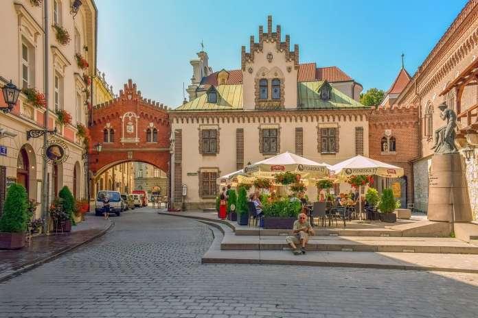 krakow European Green Capital