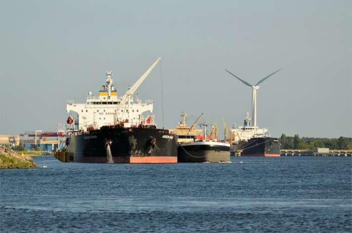 marine loading equipment