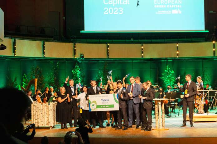 tallinn European Green Capital 2023
