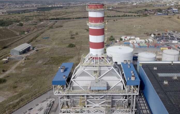 Thessaloniki Power Plant