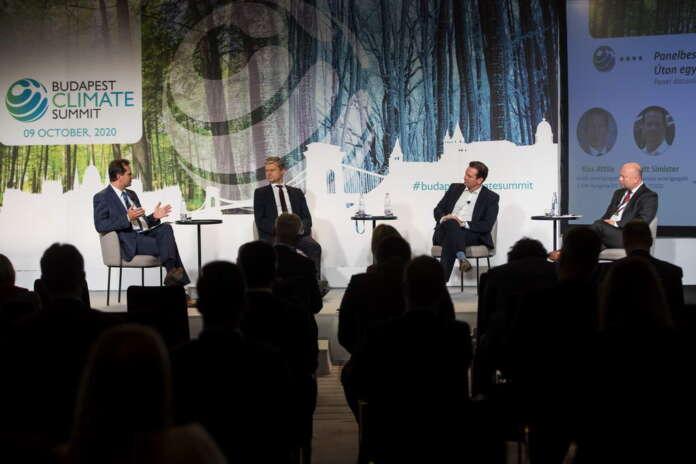 Budapest Climate Summit